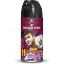 groothandel Drogisterij & Cosmetica: Football Stars  Neymar Deodorant Spray 150ml