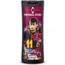 wholesale Shower & Bath: Football Stars  Neymar Shower Gel 250ml 2in1