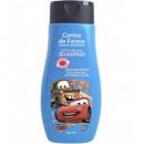 Großhandel Bettwäsche & Decken: Cars Shampoo für Kinder 250ml Pfirsich