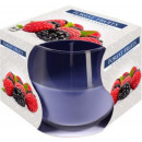 wholesale Business Equipment: Scented candle in a glass; Forest fruits