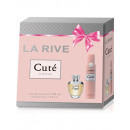 wholesale Perfume: La Rive for Woman Cute Kit / edp100ml + ...