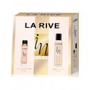 La Rive Frau in Frau Kit / edp90ml + deo150ml /