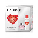 La Rive Femme,  Love City; ensemble, parfum