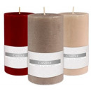 Candles fight  rustic gray color 70/130