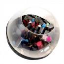 Eine Reihe von Nagellack mini + Kugel 144 Stück.
