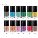 wholesale Nail Varnish: Nail polish  Estetic set 002; A24 + claws