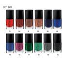 wholesale Nail Varnish: Nail polish set  Estetic 004 (dark); A24