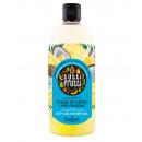 Ananas-Kokosöl Badewanne und Dusche