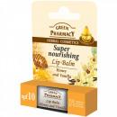 Großhandel Gesichtspflege: Lippenbalsam Honig und Vanille intensiv pflegende