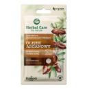 Cuidado de hierbas mascarilla nutritiva aceite de