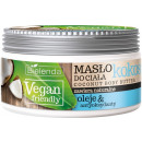 wholesale Cremes: Friendly Vegan  Coconut Body Butter; 250ml