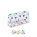 wholesale Travel Accessories: Top Choice women's bead bag PVC tulips