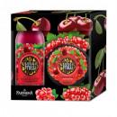 Set de regalo Tutti Frutti; Cereza y grosella
