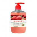 Cream liquid soap Strawberry, Guava; 460mL