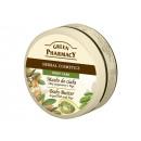 Aceite para el cuerpo de la mantequilla de argán y
