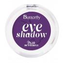 Sombras de ojos de la mariposa de la mariposa seño