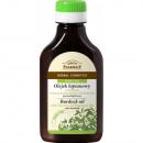 aceite de bardana con aceites esenciales de árbol