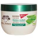 wholesale Haircare: Mrs Potters hair  mask aloe vera and silk; 300ml