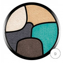 groothandel Make-up: INGRID Eyeshadow IDEAL OGEN No. 09 7g