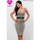 ingrosso Ingrosso Abbigliamento & Accessori: Abbigliamento  donna scollato, nero e beige