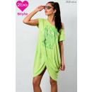 ingrosso Ingrosso Abbigliamento & Accessori: Abbigliamento  donna a maniche corte, verde