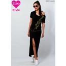 ingrosso Ingrosso Abbigliamento & Accessori: Abbigliamento  donna scollo a barca, nero