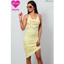ingrosso Ingrosso Abbigliamento & Accessori: Abbigliamento  donna bracciali collo, giallo