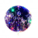 grossiste Cadeaux et papeterie: BALLONS CANDLING LED LARGE 18 NOUVEAU pour Hel. Ai