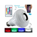 wholesale Consumer Electronics: Bluetooth RGB LED bulb with speaker + remote contr