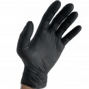 ingrosso Pulizia: Guanti monouso in nitrile guanti neri M