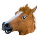 Latex-Maske END HORSE HEAD IN EVENT mit polnischen