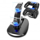 wholesale Consumer Electronics: STAND CHARGER DOCKING STATION TWO PADY PS4