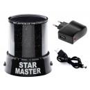 STAR MASTER LED PROJECTOR LIGHT + POWER SUPPLY