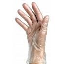 Rękawiczki jednorazowe MOCNE winylowe M 100 szt