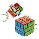 grossiste Porte-cles: RUBIKAB 3X3X3 RUBBER BORDER puzzle puzzle