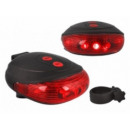 wholesale Sports & Leisure: LED BICYCLE LAMP WITH LASER REAR LAMP
