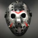 Jasons Maske für Halloween, Freitag der 13.