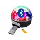 Disco disco sphere magician with bluetooth usb rem