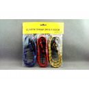 RUBBERS TO FIX LUGGAGE 3 pcs. Rubber lines 100cm