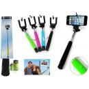 ingrosso Informatica: Holder Kit selfie  GSM con cavo monopod 1 mtr.
