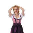 wholesale Costume Fashion: Ladies Dirndl  costumes Midi 3.tlg Set 1011