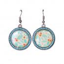 groothandel Sieraden & horloges: Bolda oorbellen, turquoise