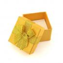 groothandel Sierraadkisten: Mini geschenk doos met goud