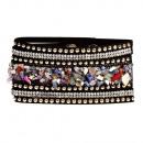 grossiste Bijoux & Montres: couleur bracelet en pierre polie