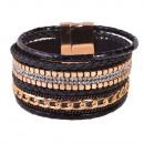 grossiste Bijoux & Montres:Bracelet en or clair