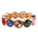 grossiste Bijoux & Montres:Bracelet oeil coloré