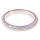grossiste Bijoux & Montres: Strass bracelets de cylindre, perle
