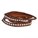 grossiste Bijoux & Montres: Aisa taches brunes bracelet