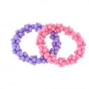 enfants Drazsé bracelet serti de rose-violet