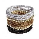 grossiste Bijoux & Montres: perles Bracelet en or Gyöngyi